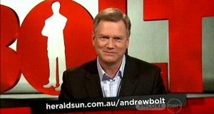 Andrew Bolt The Bolt Report