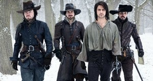 The Musketeers BBC First