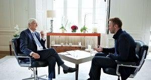 Sir Michael Parkinson interviews Ian Thorpe