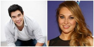 Hiding stars James Stewart, Kate Jenkinson
