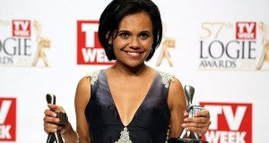 Miranda Tapsell, Graham Kennedy Award winner