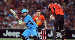 Strikers v Scorchers