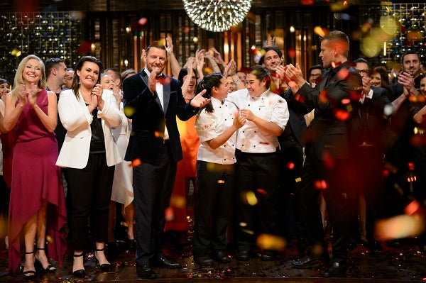 MKR 2016 winners Tasia and Gracia