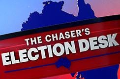 The Chaser's Election Desk