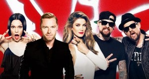 The Voice 2016 coaches